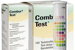 Leukozyten Teststreifen Urin